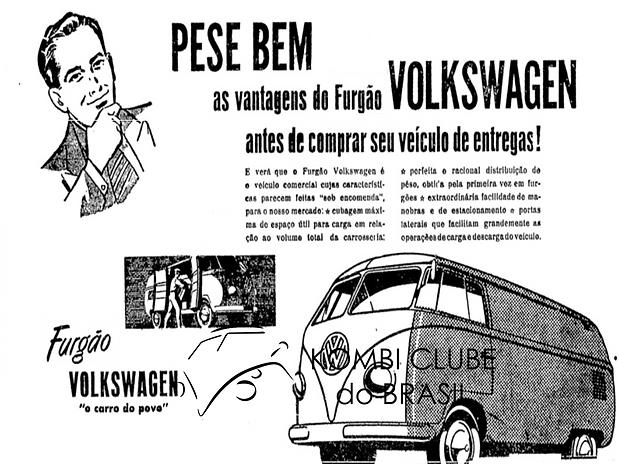 Propaganda Kombi Furgao Barndoor 1951.pn