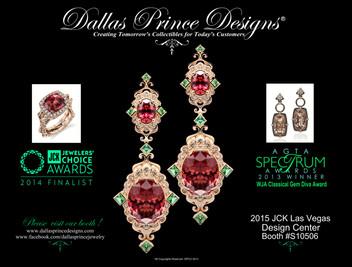Dallas Prince Designs at JCK!