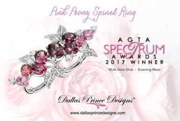 2017 AGTA Spectrum Award!!