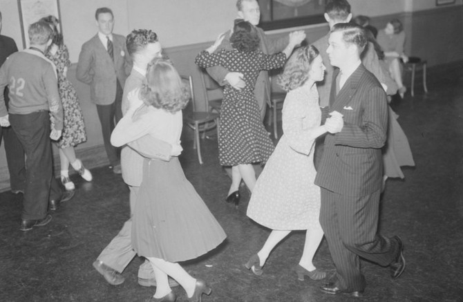 Why Ballroom Dance is so good for teens...