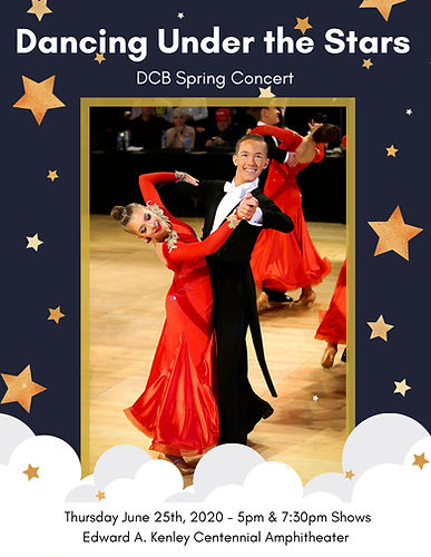 Dancing Under the Stars DCB Spring Conce