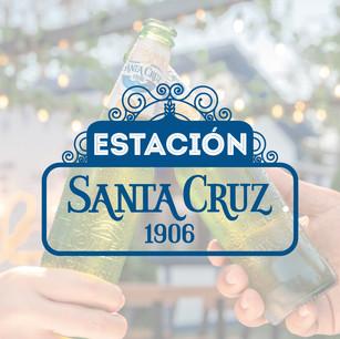Estación Santa Cruz 1906