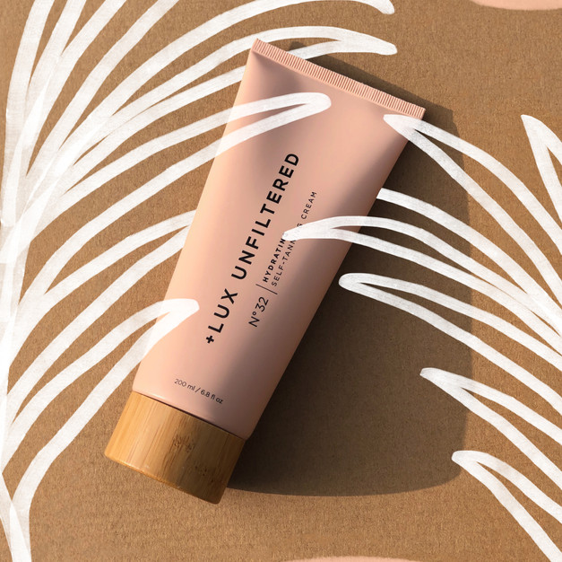 + LUX Unfiltered - N.1 Tanning Lotion