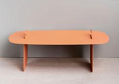 Oranžová tabulka