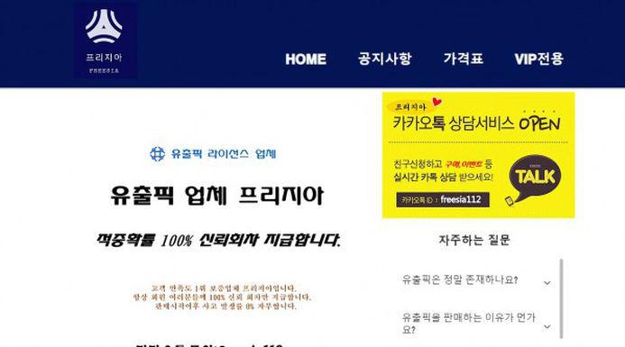 [먹튀사이트] 프리지아 먹튀 / 먹튀검증업체 사다리사이트