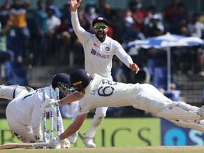 Dominant India make it 1-1
