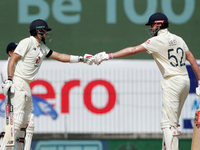 Dominant Root, Impressive Sibley, Show Way for England