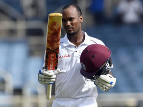 Brathwaite new West Indies Test Captain
