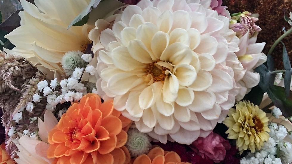 Summer CSA Flower Bouquet Subscription