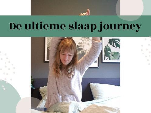 Online training: De ultieme slaap journey