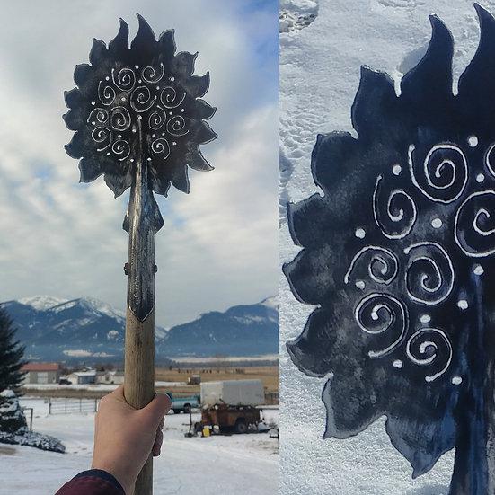 Sunflower Shovel