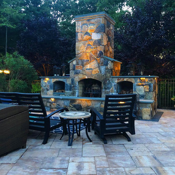 Project Completed by Westchester Pavers