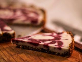 Torta Helada Marmoleada