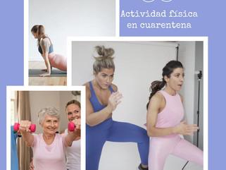 Tips de Actividad física