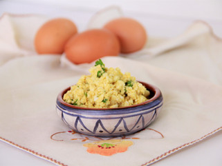 Pasta de huevo