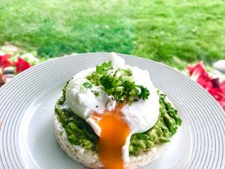 Huevo Pochado