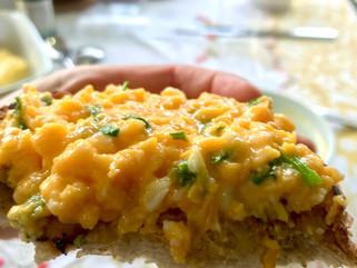 Huevo Cremoso