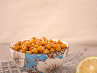 Garbanzos Crocantes