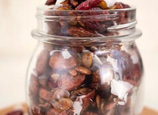 Mix de frutos secos y sus beneficios