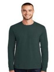 Forest Green Unisex Long-Sleeve T-Shirt