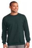 Forest Green Unisex Crew Sweatshirt
