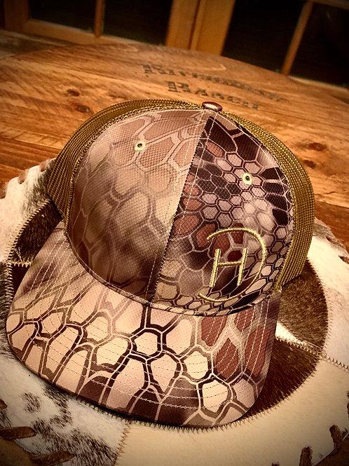 Trucker Hat - Kryptek Brown