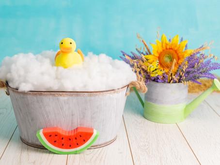 Recuzita de vara pentru prichindei mici si mari