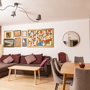 Apartment with great terrace for sale
