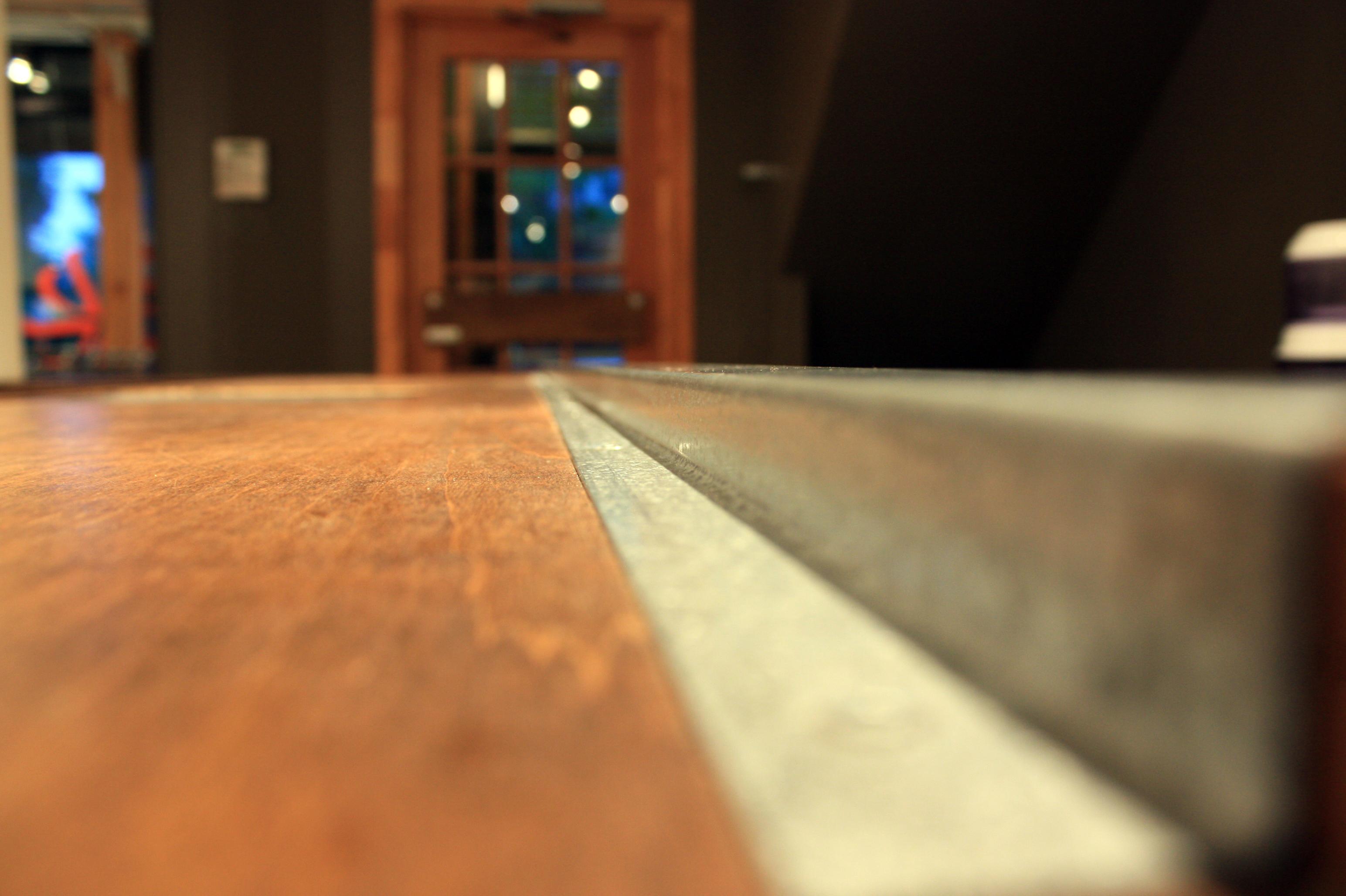 Détail : bordure de caisses