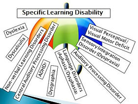 learning disability chart