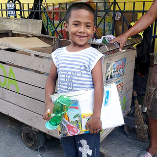 Providing School Supplies