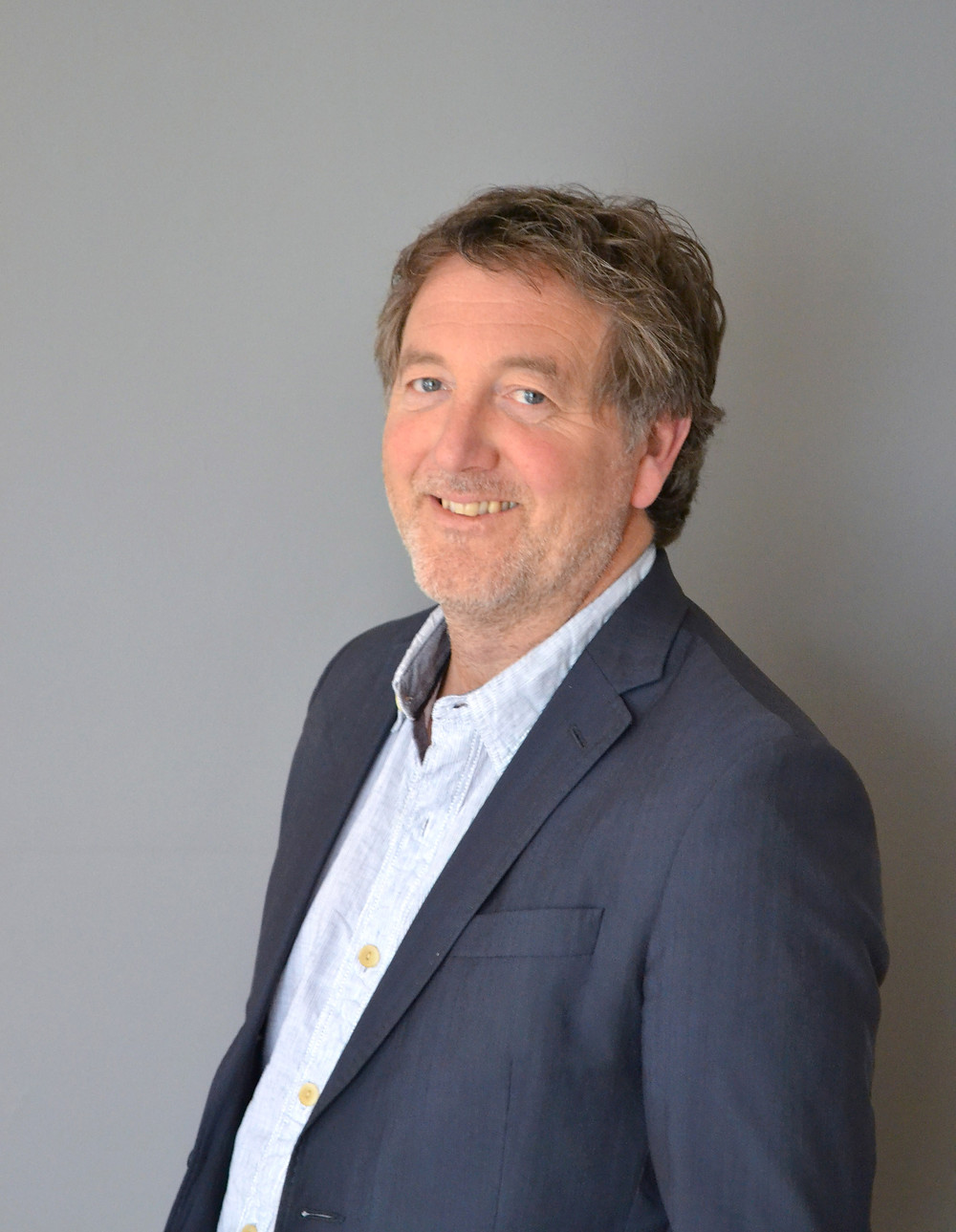 David Critchley, CEO 4EI