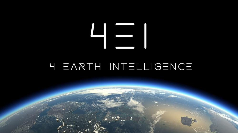 4 Earth Intelligence logo