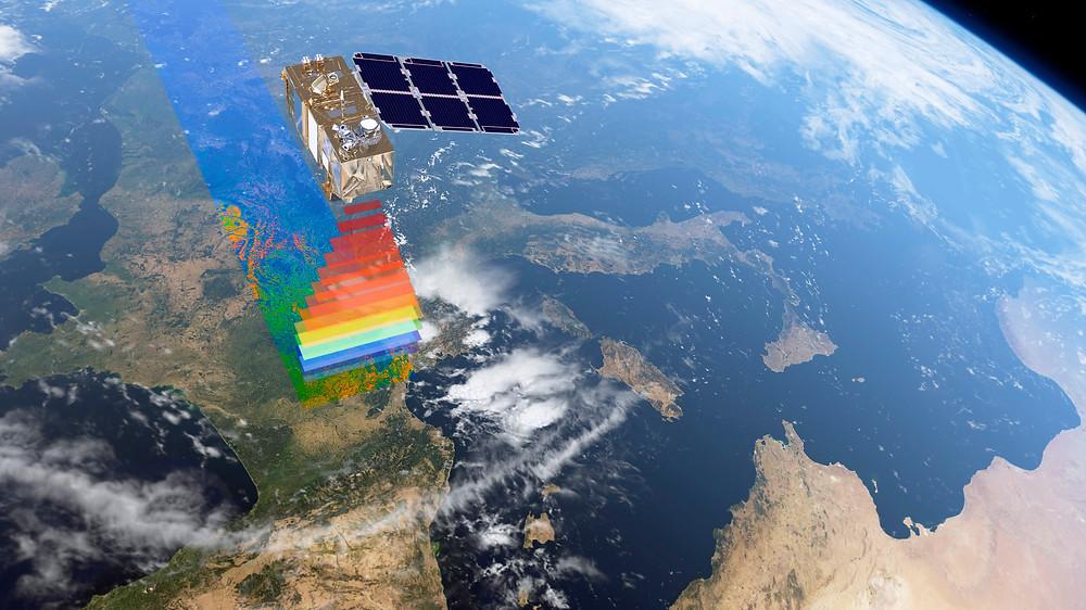 Sentinel 2 (c) ESA/ATG medialab
