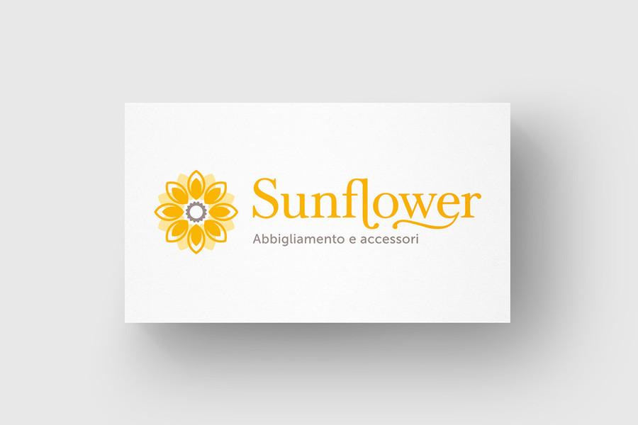 Biglietto da visita Sunflower