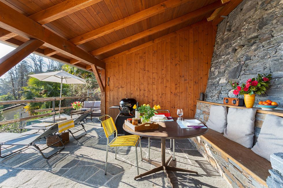 Fotografie per Airbnb, Locarno (Ticino)