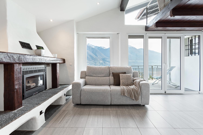 Fotografia architettura d'interni | Locarno, Ticino