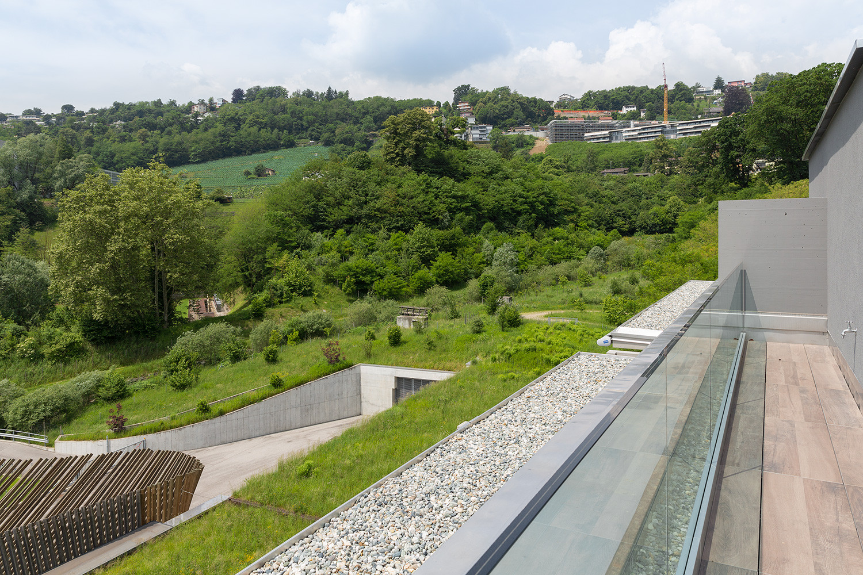 Eco-City, terrazza