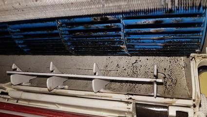 Pulizia e disinfezione climatizzatore