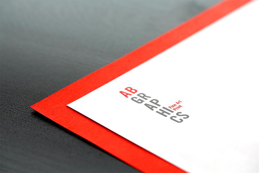 Progetto grafico di logo e carta intestata (Locarno, Ticino)