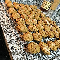 Alcohol Infused Cookies