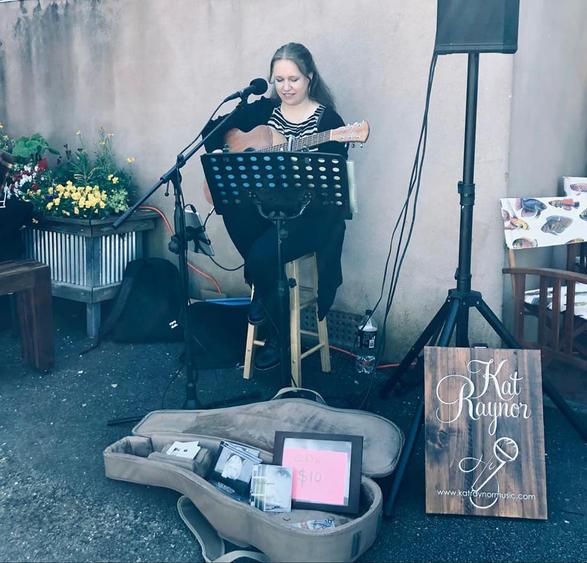 Kat Raynor Music