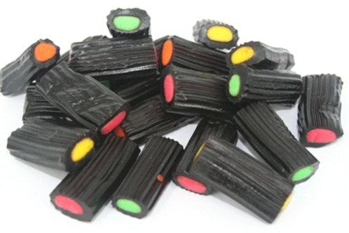 Candy Crush Licorice Fruit Bites  150g