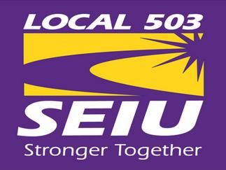 Jackie Leung Endorsed by SEIU Local 503