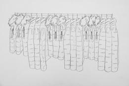 Armani Exchange merchandising concept