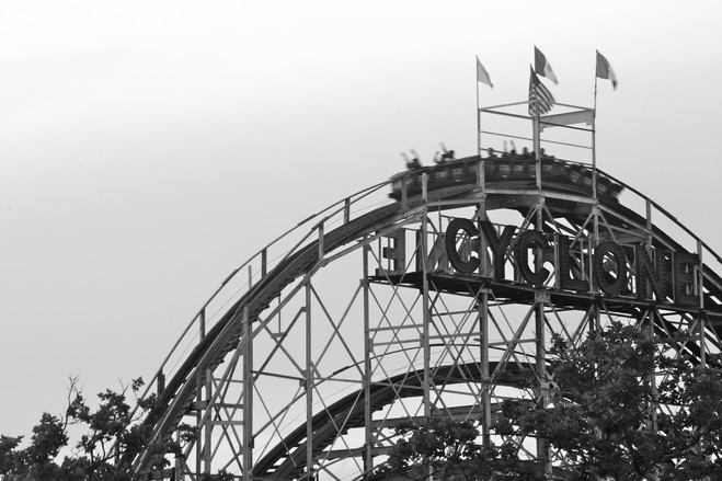 Cyclone at Coney Island