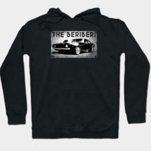 The BERiBERi Hot Rod hoodie