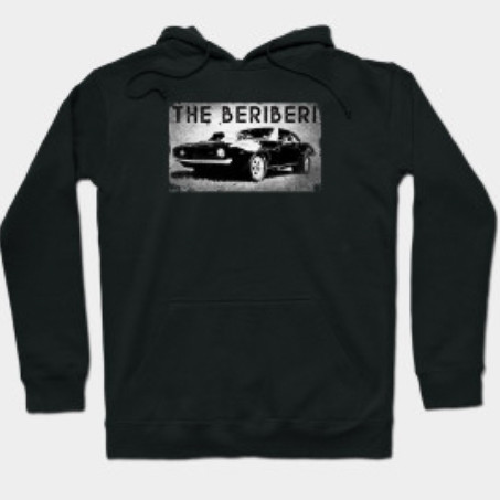 The BERiBERi Hot Rod hoodie