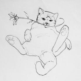 Flowercat