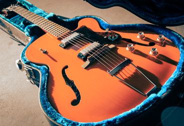 Epiphone John Lee Hooker signature model